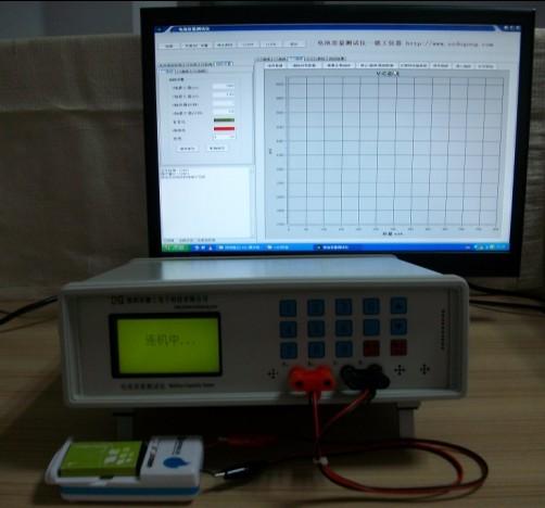电池容量测试仪器 连电脑